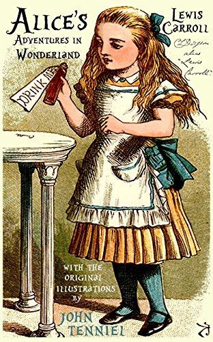 Alice in Wonderland original